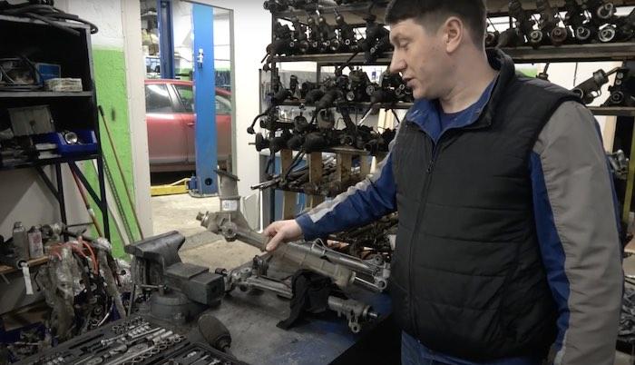 центр восстановления рулевого управления